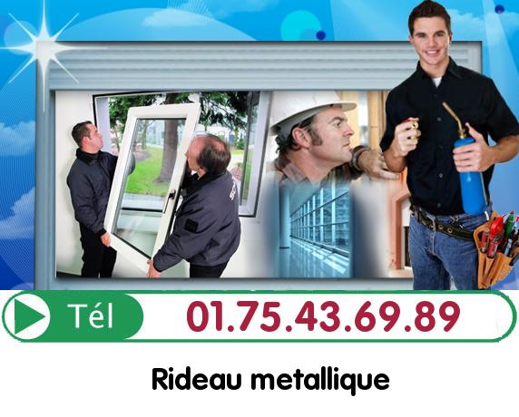 rideau metallique
